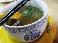 Hokkien Street Bak Koot Teh Turtle Soup