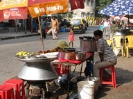 Khichda sellers