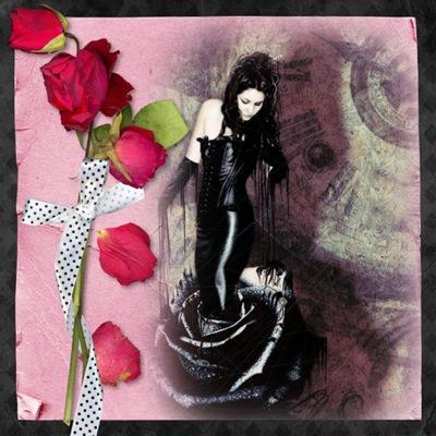 Gothic Rose