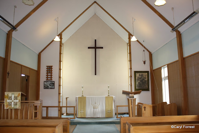 Interior - St John the Evangelist, Homewood