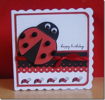 Doodlecharms Ladybird