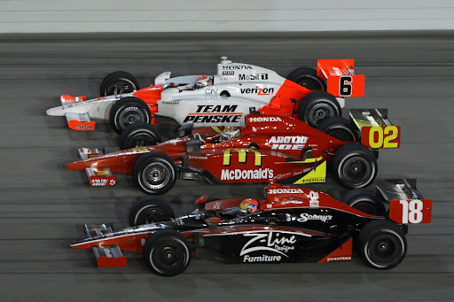 historic racing at Spa: