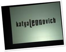 View Katya Leonovich