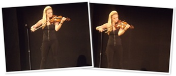 View Violinist Jane Hunt