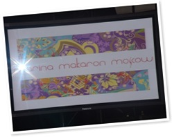 View Marina Makaron Logo Designer from Moscow