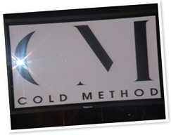 View Cold Method Logo