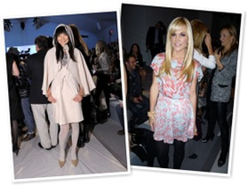 View Model Irina and Tinsley Mortimer