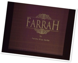View House of Farrah Logo