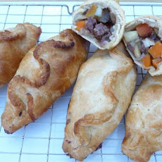 My Favorite Cornish Pasties