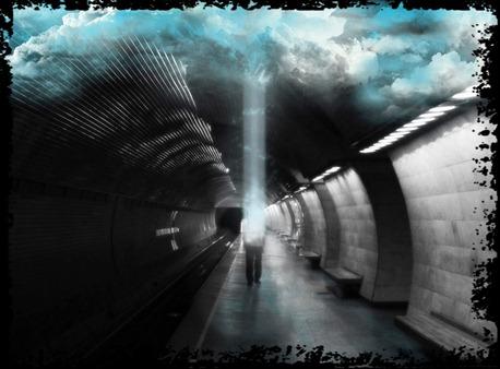 perdido en el metro