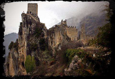castillo jaen