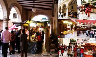 Ver Mercado medieval