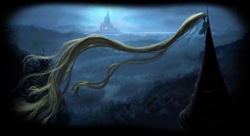 Enredados-Rapunzel