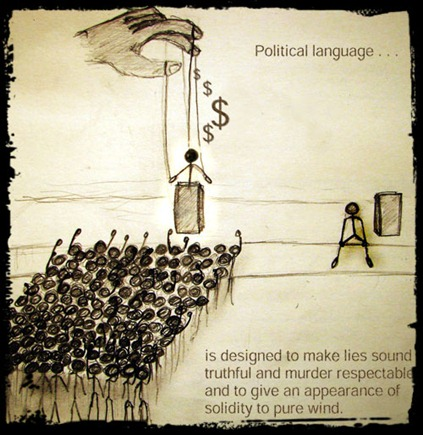 lenguaje politico