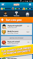 Screenshot of Ruzzle Free