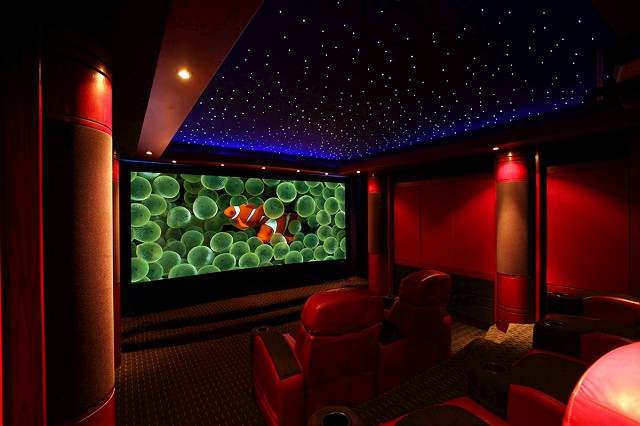 Bluffs cinema construction thread a dennis pro theater diy build avs forum home theater - Diy home theater design ...