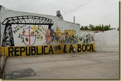 La Boca Football Pitch