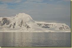 Mountain and Glacier