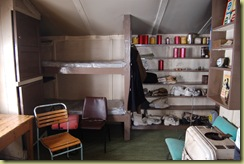 Bunks and Shelves