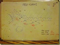 DivePlan Abu Nuhas Reef
