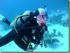 Ben Diving 1