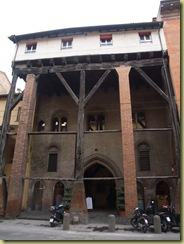Building in Jewish Ghetto