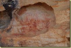 Aboriginal Hand Paintings