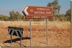 Bungles Turnoff