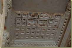 Decorated Coffin Ceiling
