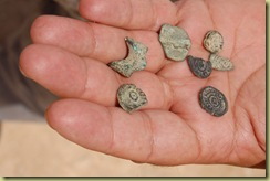 Coins from Rassafa