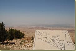 Mount Nebo sign