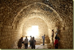 Qal'at ash-Shawbak Church