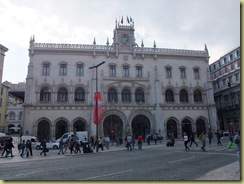 Rossio Station