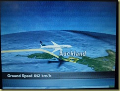 Plane Map Auckland