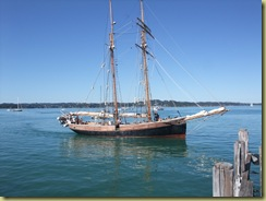 Sailing Boat Russell