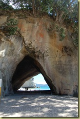 Cathederal Cove Arch-1