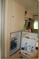 Van fridge