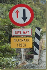 Deadmans Creek