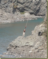 Bungy Person