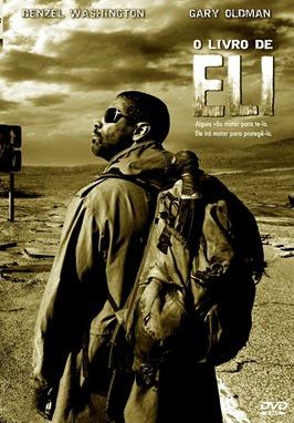 O Livro de Eli capa DVD