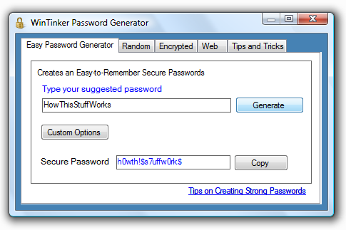 easypasswordgenerator