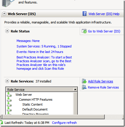 how to add wlan service on windows server