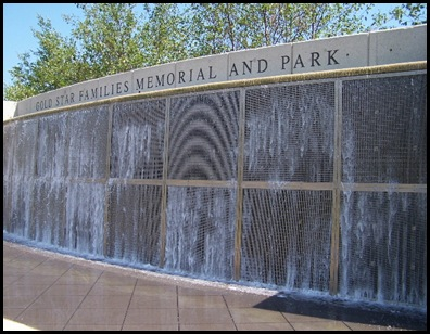 Soldier Field memorial wall