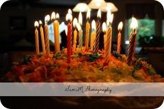 cake candles logo