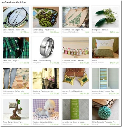 Etsy Treasury_October_6 2010