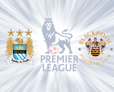 Manchester City vs Blackpool
