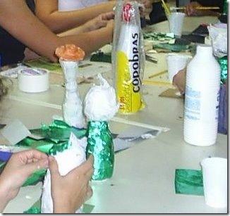 papel mache blog workshop