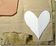 cortando o tecido