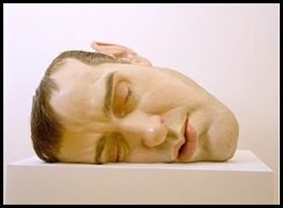 esculturaRon Mueck.