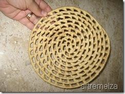 artemelza - suporte para prato quente